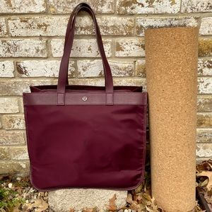 Lululemon Athletica Now and Always Tote NWT